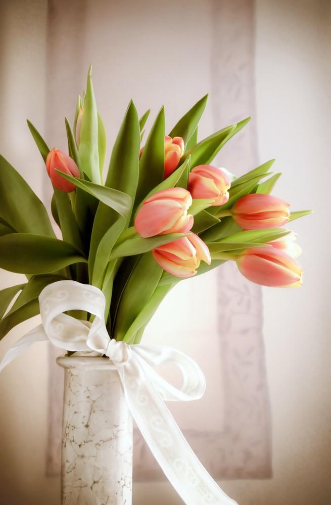 decoração de casamento com tulipas (5)