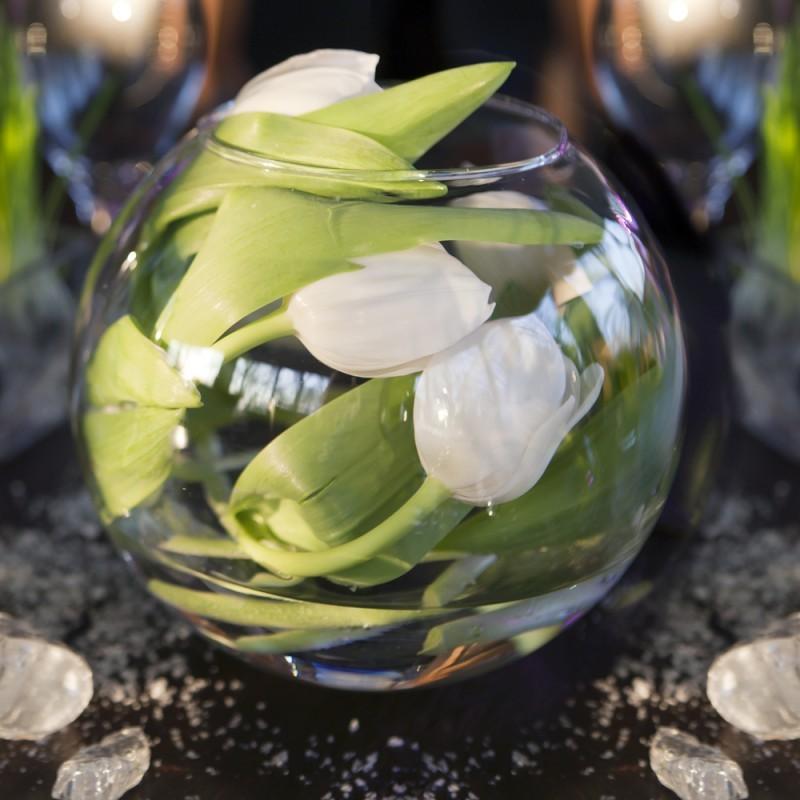 decoração de casamento com tulipas (6)