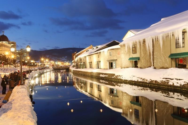 estação de esqui - lua de mel no japão - revista icasei