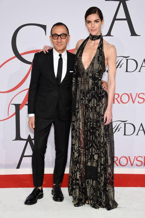 hilary-rhoda-de-j-mendel-e-j-mendel-cfd-awards-2015-red-carpet