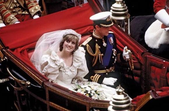 vestido noiva princesa Diana - revista icasei