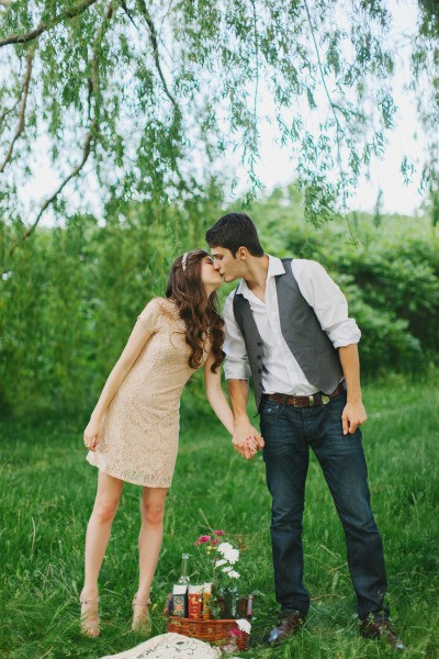 vestido noivado - revista icasei