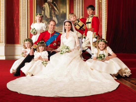 vestidos princesas - Duquesa Kate Middleton, do Reino Unido - revista icasei