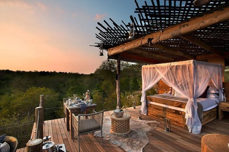 Lua de Mel em Hotéis Sobre Árvores - revista icasei
