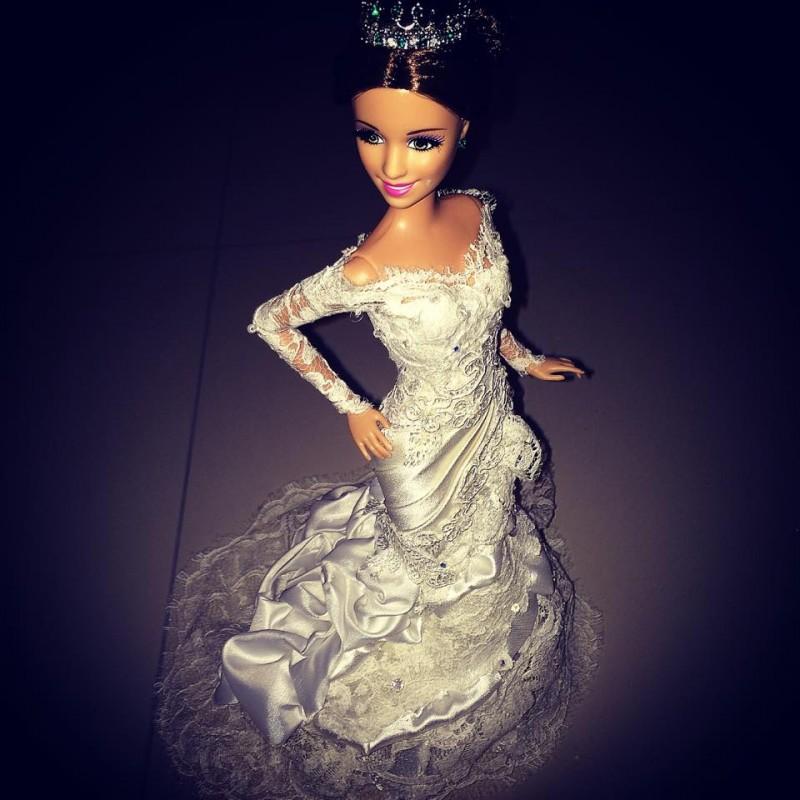 barbie réplica da noiva - Sam-Murakammi - revista icasei (2)