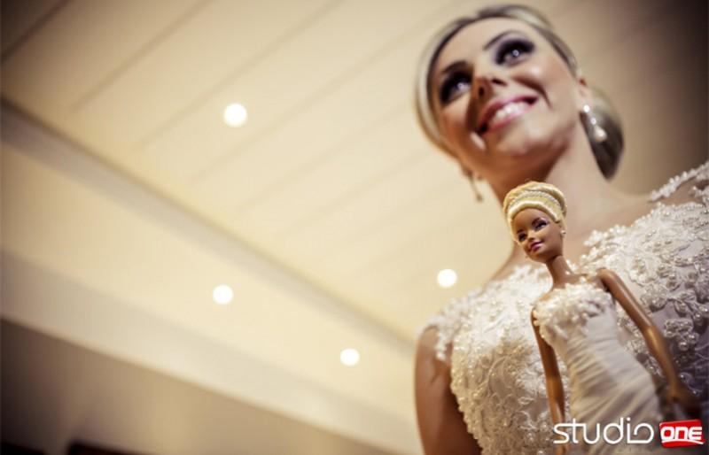 barbie réplica da noiva - revista icasei (1)