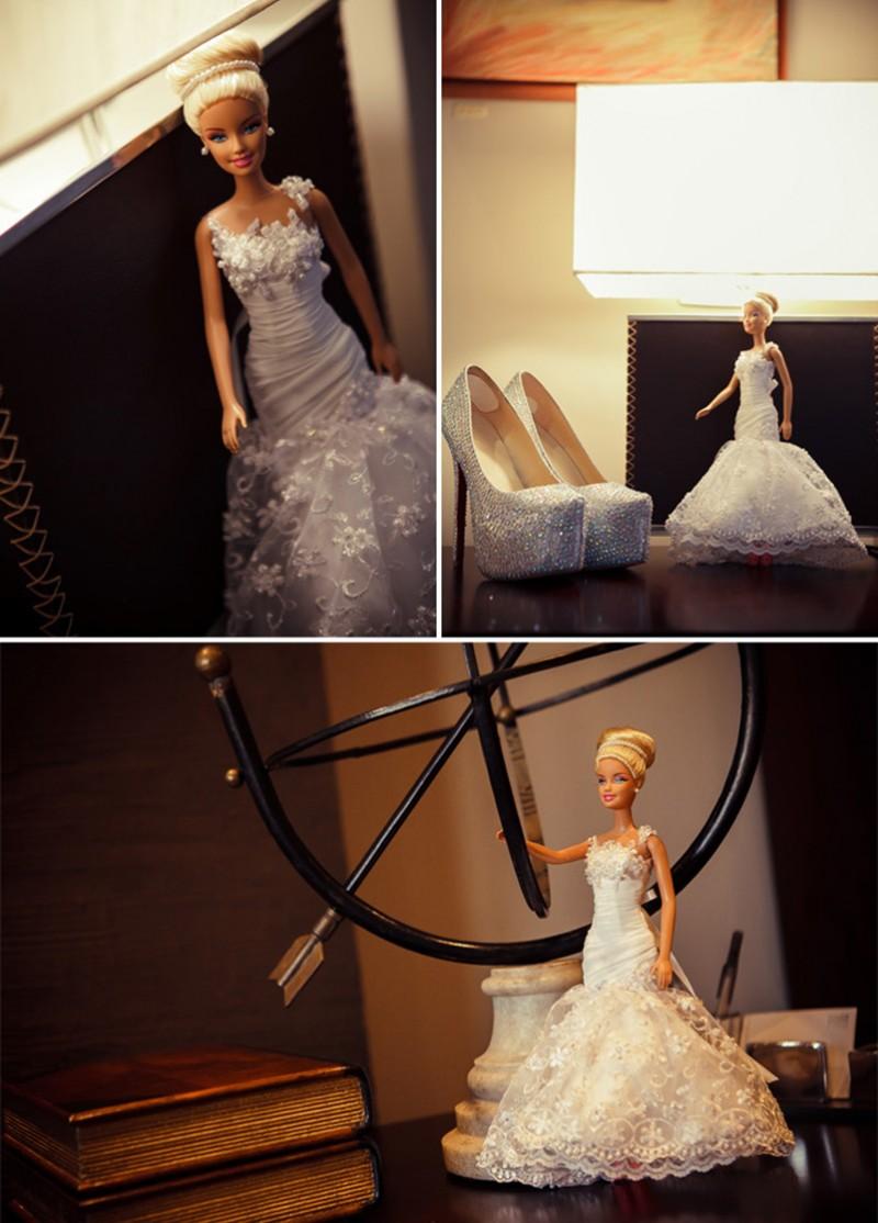 barbie réplica da noiva - revista icasei (2)