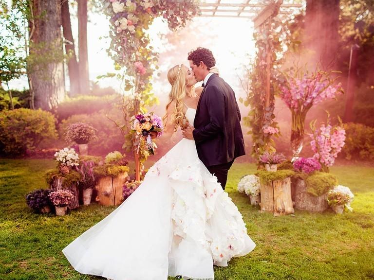 Casamento Hayley Paige E Danny Wallis