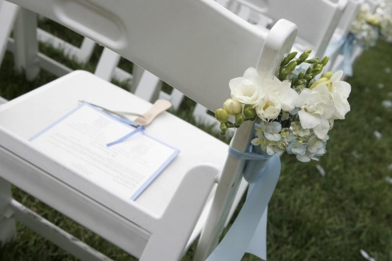 decoração cadeiras de casamento - revista icasei