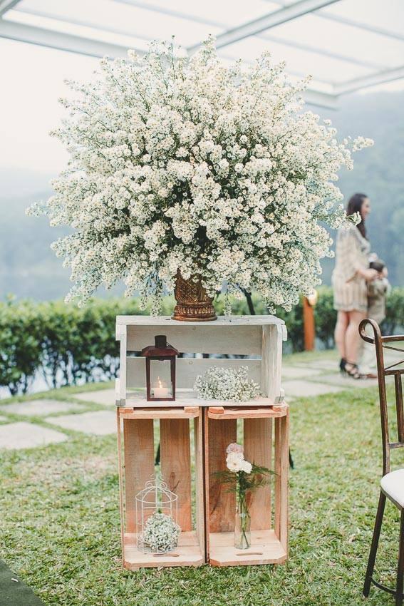 Matrimonio Civil Rustico : Decoração casamento no campo