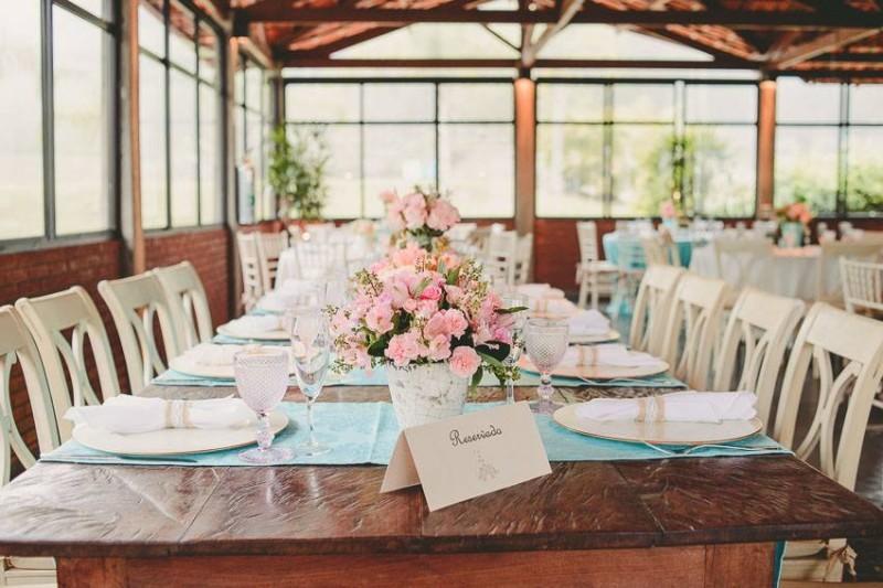Extremamente Decoração | Casamento no Campo WJ78