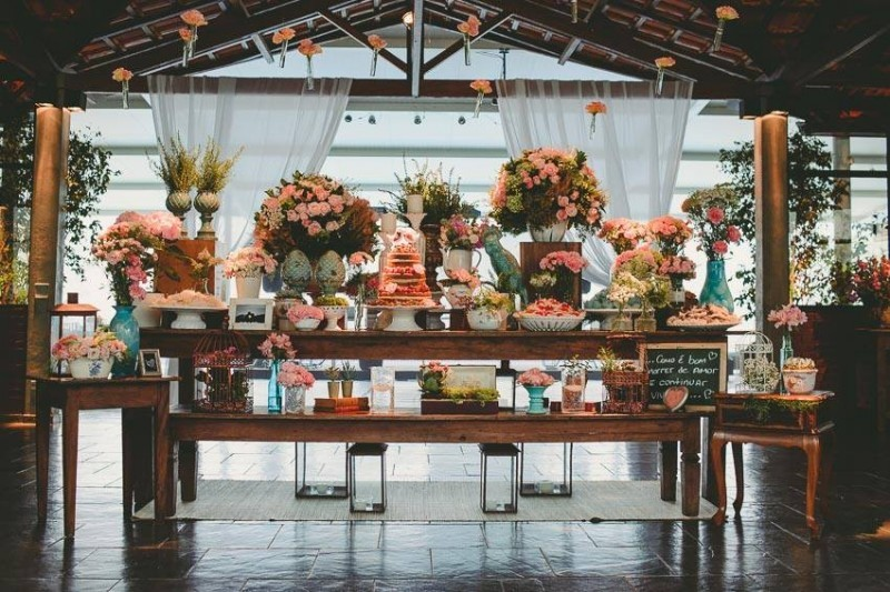 Super Decoração | Casamento no Campo OE03