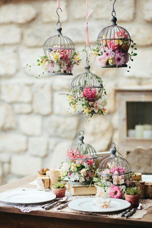 decoração de casamento vintage diruno - revista icasei
