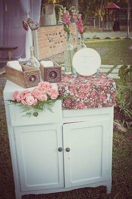 decoração de casamento vintage - revista icasei (1)