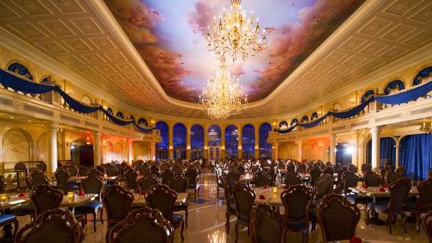 lua-de-mel-na-disney-restaurante-be-our-guest-revista-icasei