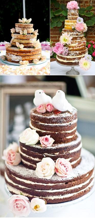 naked cake - casamento rústico - revista icasei