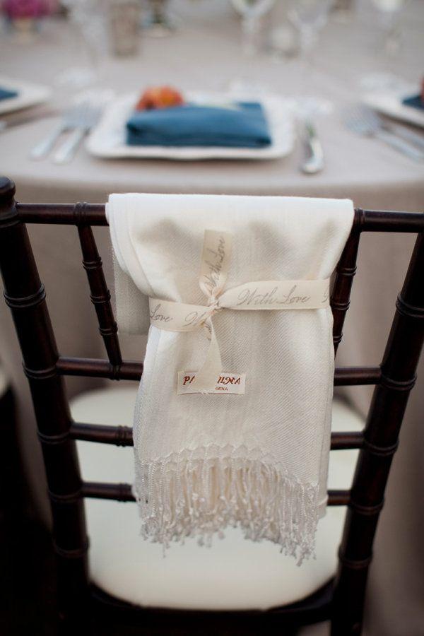 pashmina cadeiras no casamento - revista icasei