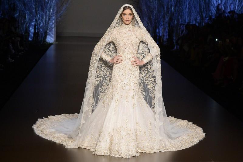 c04ffb9c4 Semana de Alta-Costura Paris   Vestidos de Noiva