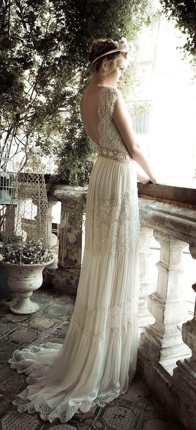 vestido de noiva - decoração casamento vintage - revista icasei