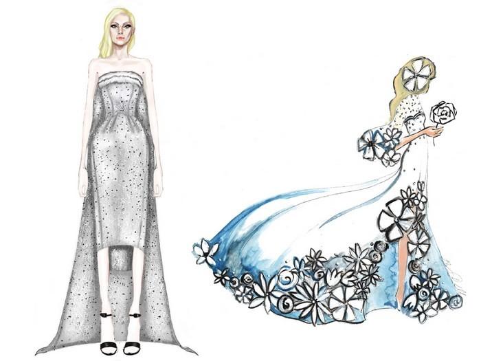 vestido-de-noiva-lady-gaga-alexander-wang-for-balenciaga-e-giovanna-randall-for-honor
