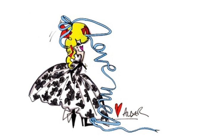 vestido-de-noiva-lady-gaga-alber-elbaz-para-lanvin