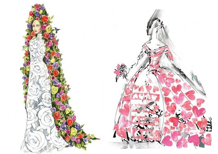 vestido-de-noiva-lady-gaga-mara-hoffman-e-william-ivey-long