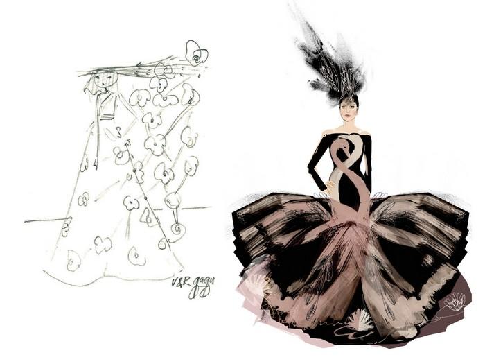 vestido-de-noiva-lady-gaga-viktor-e-rolf-e-h-e-m