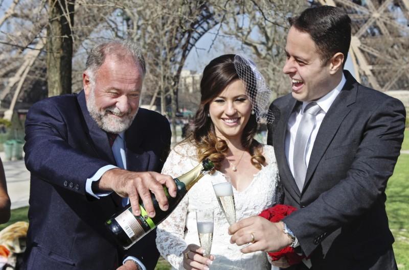 casamento em paris - revista icasei