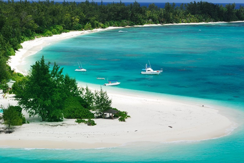 melhores praias do mundo - lua de mel - revista icasei - Anse LazioAnse Lazio - Ilha de Praslin, Ilhas Seychelles