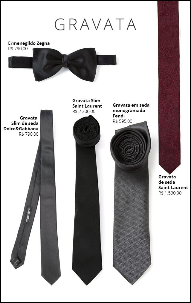 presente para o noivo - revista icasei - gravata