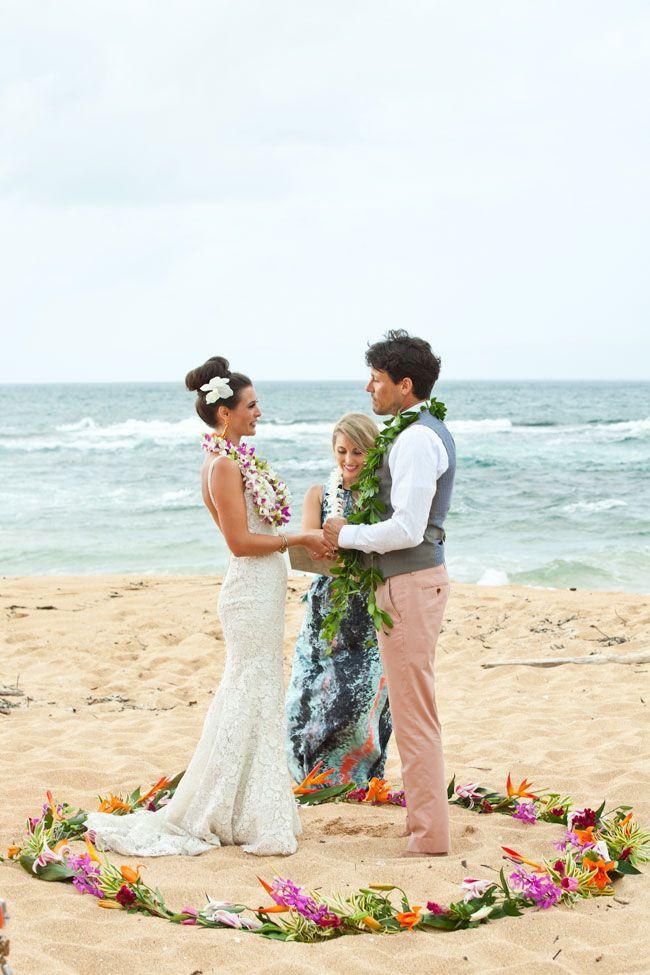 top-10-fotos-de-casamento-na-praia-havai-pinterest-revista-icasei