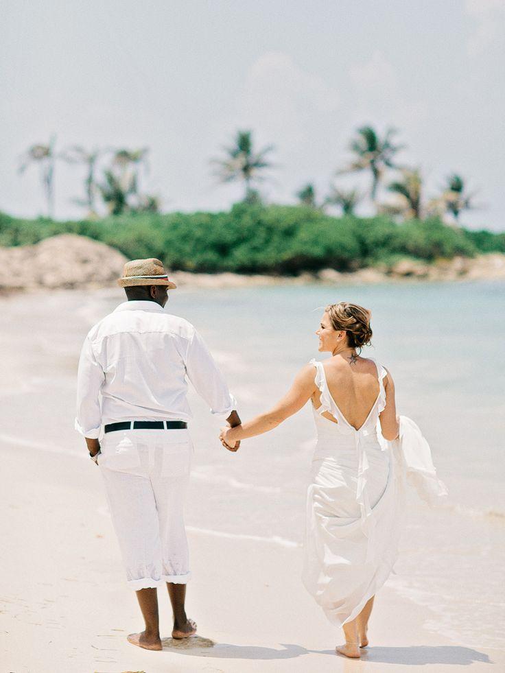 top-10-fotos-de-casamento-na-praia-jamaica-pinterest-revista-icasei