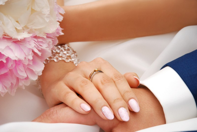 unhas para casamento - revista icasei 2