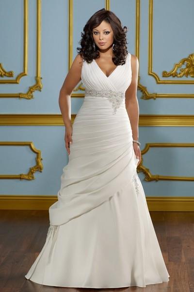 d2a9812891 vestido de noiva plus size - revista icasei (8)