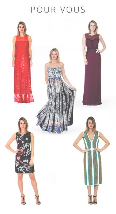 Vendo vestido de festa usado rj