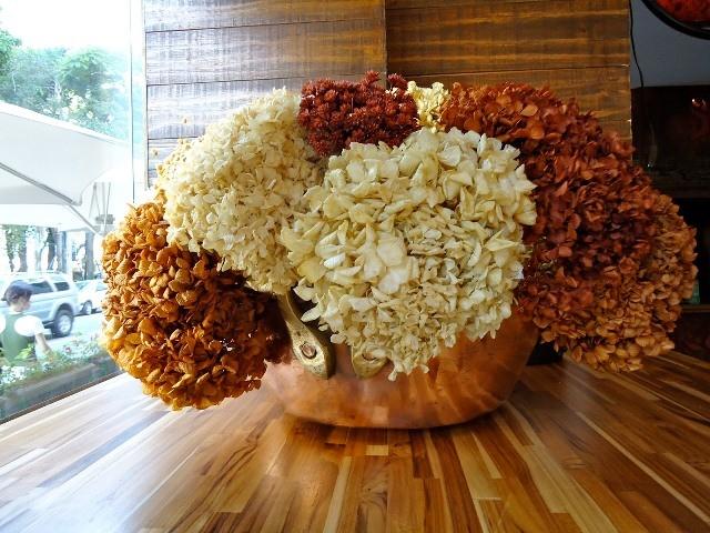 decoração-com-flores-desidratadas - revista icasei