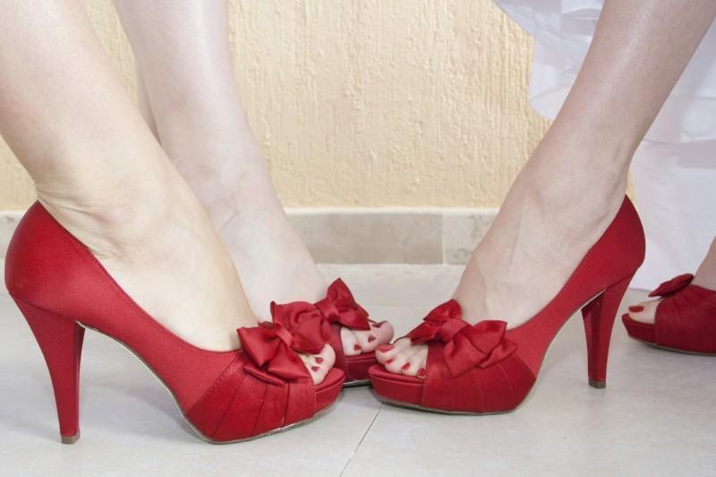 780a7e8aa Como Escolher o Sapato para Madrinhas de Casamento?