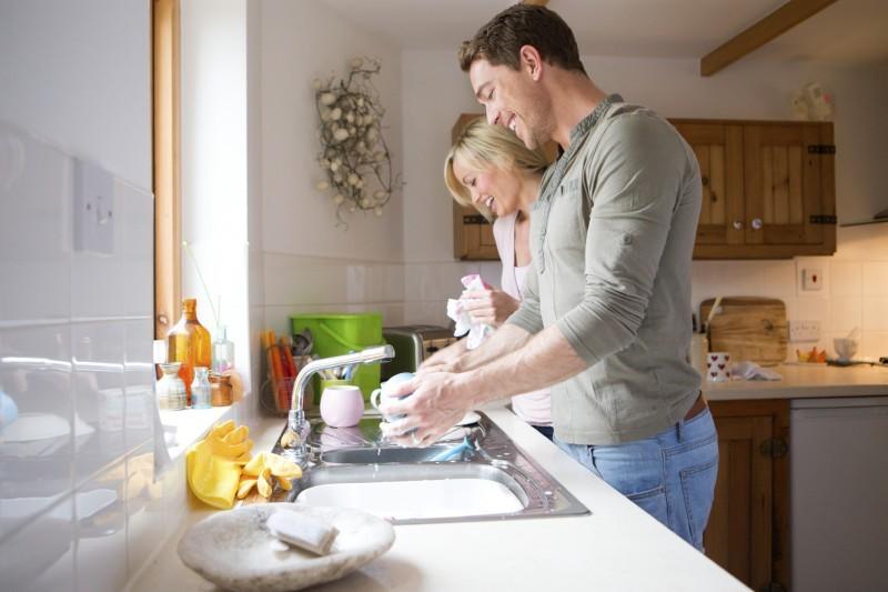 5 Dicas para os Recém-casados Dividirem as Tarefas de Casa - revista icasei (2)