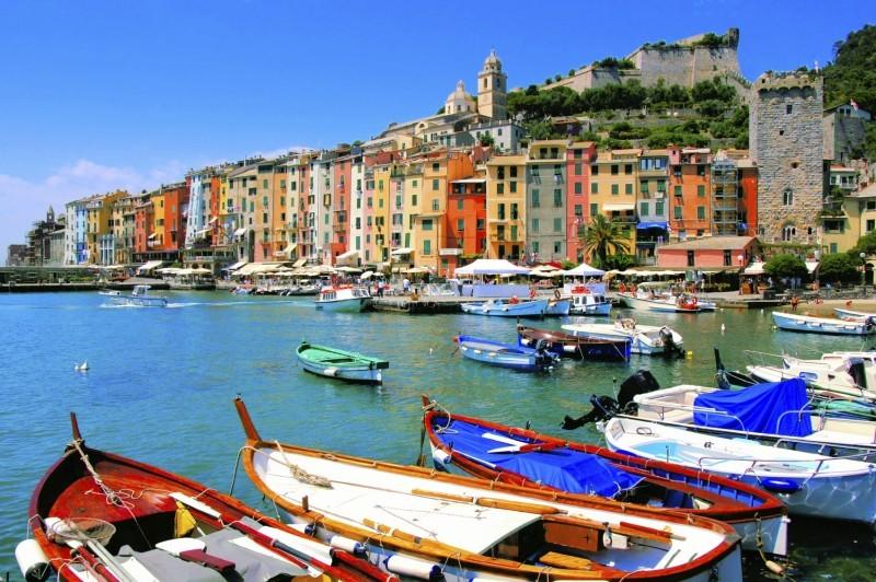 Lua de Mel em Porto Fino e Santa Margherita - revista icasei 2