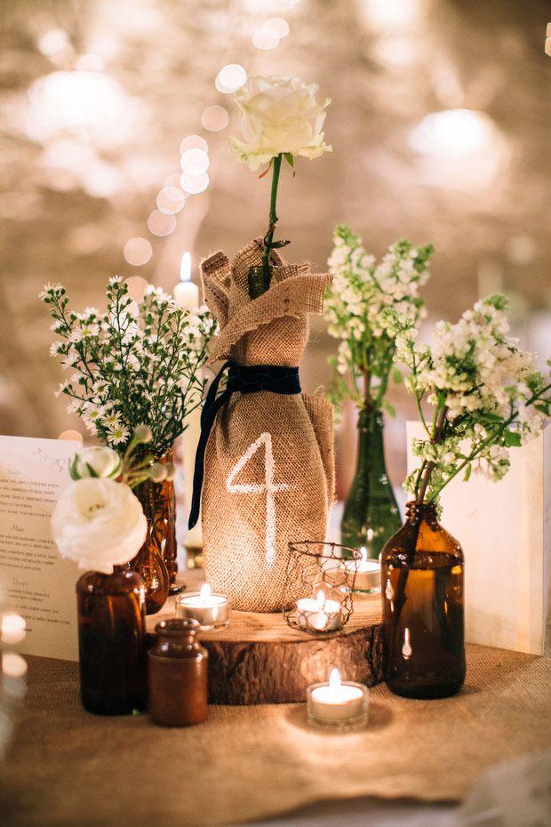 decoração de casamento com velas - revista icasei (2)