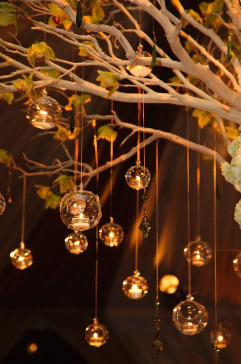 decoração de casamento com velas - revista icasei (7)