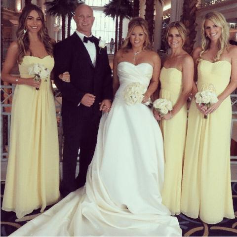 top-10-famosas-madrinhas-de-casamento-sophia-vergara-instagram-revista-icasei