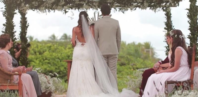 vídeos de casamento mais emocionantes - revista icasei - mel e cleber