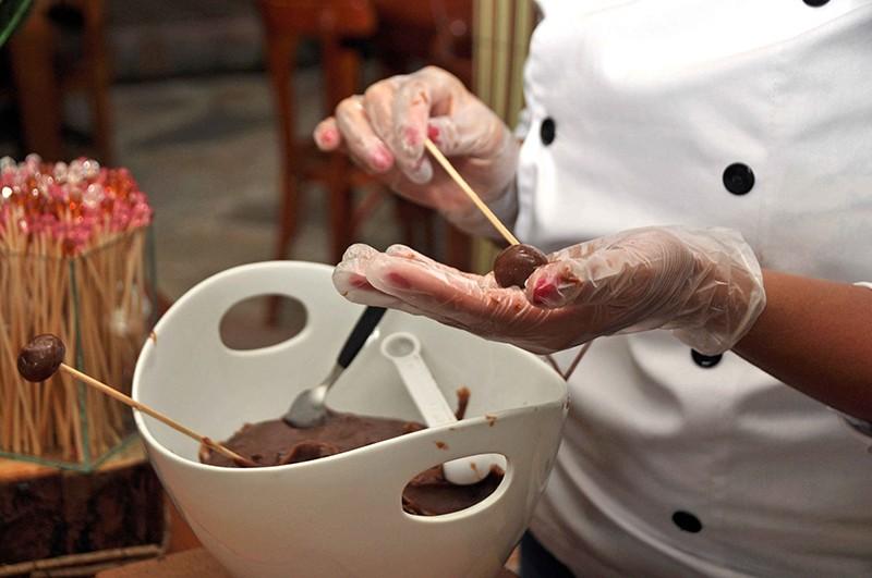 Brigadeiro  Como usar no casamento e chá de cozinha_revistaicasei3