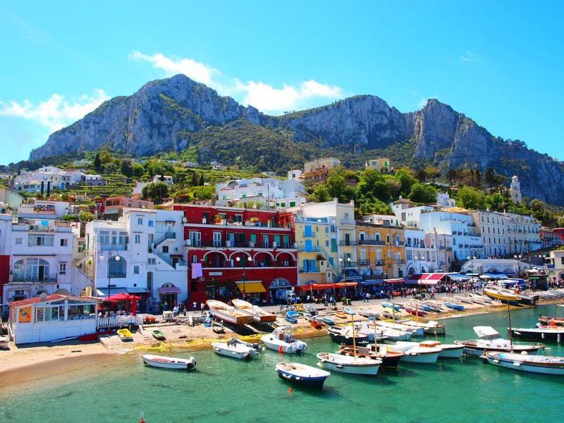 Destination Wedding | Os lugares mais procurados para a experiência perfeita - Itália - Capri
