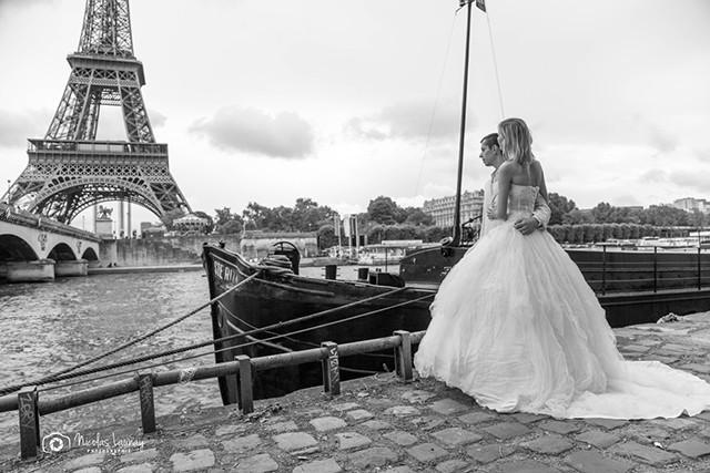 Destination Wedding | Os lugares mais procurados para a experiência perfeita - Paris