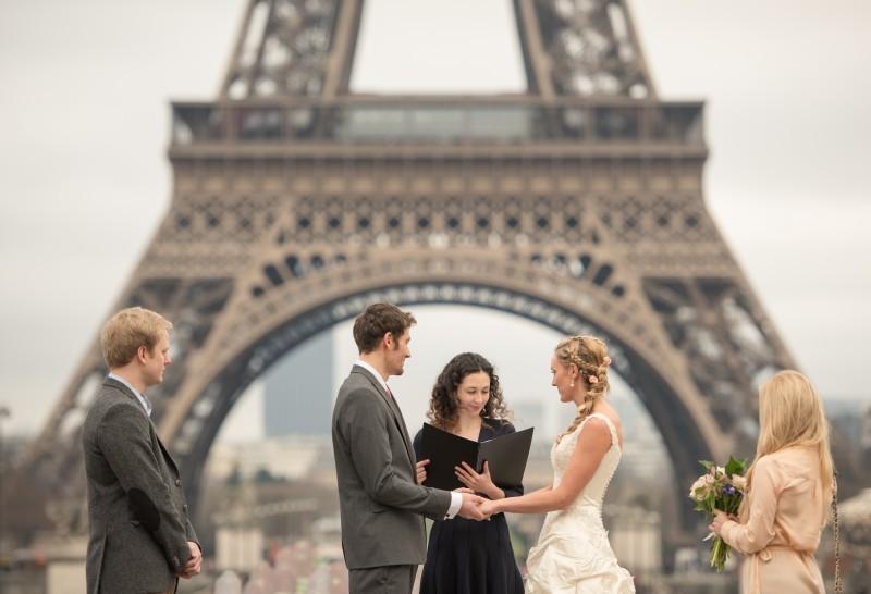 Destination Wedding | Os lugares mais procurados para a experiência perfeita - Paris2