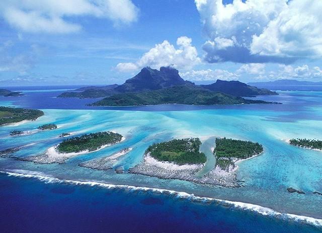 Destination Wedding | Os lugares mais procurados para a experiência perfeita - Polinésia Francesa