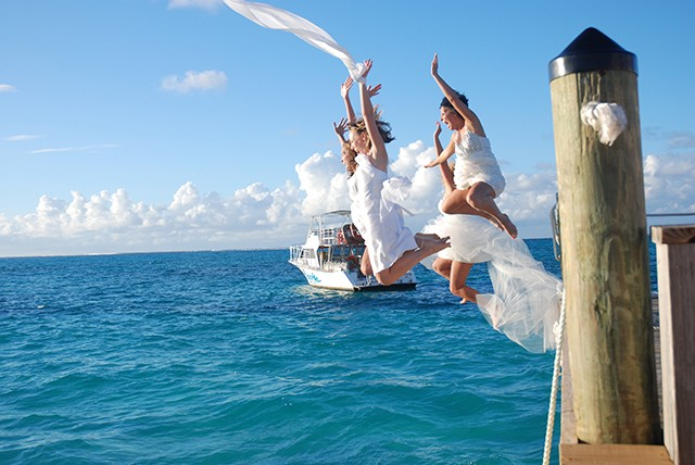 Destination Wedding | Os lugares mais procurados para a experiência perfeita- Turks & Caicos