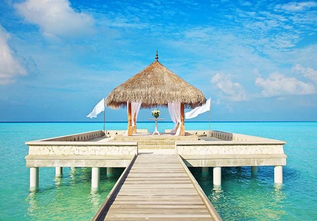 Destination Wedding | Os lugares mais procurados para a experiência perfeita_Maldivas2